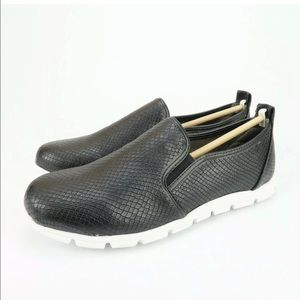 EuroSoft by Sofft Cardea ll Snake Print Loafers
